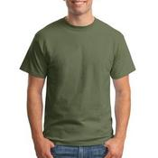 Hanes Beefy T- 100% Cotton T Shirt - World Famous
