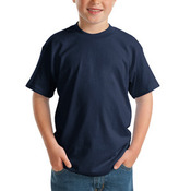 Youth ComfortSoft ® Heavyweight 100% Cotton T Shirt
